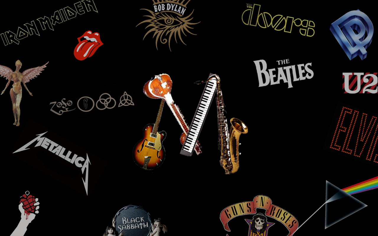 MusIG MusIGs Rock n Roll Wallpaper 1280x800