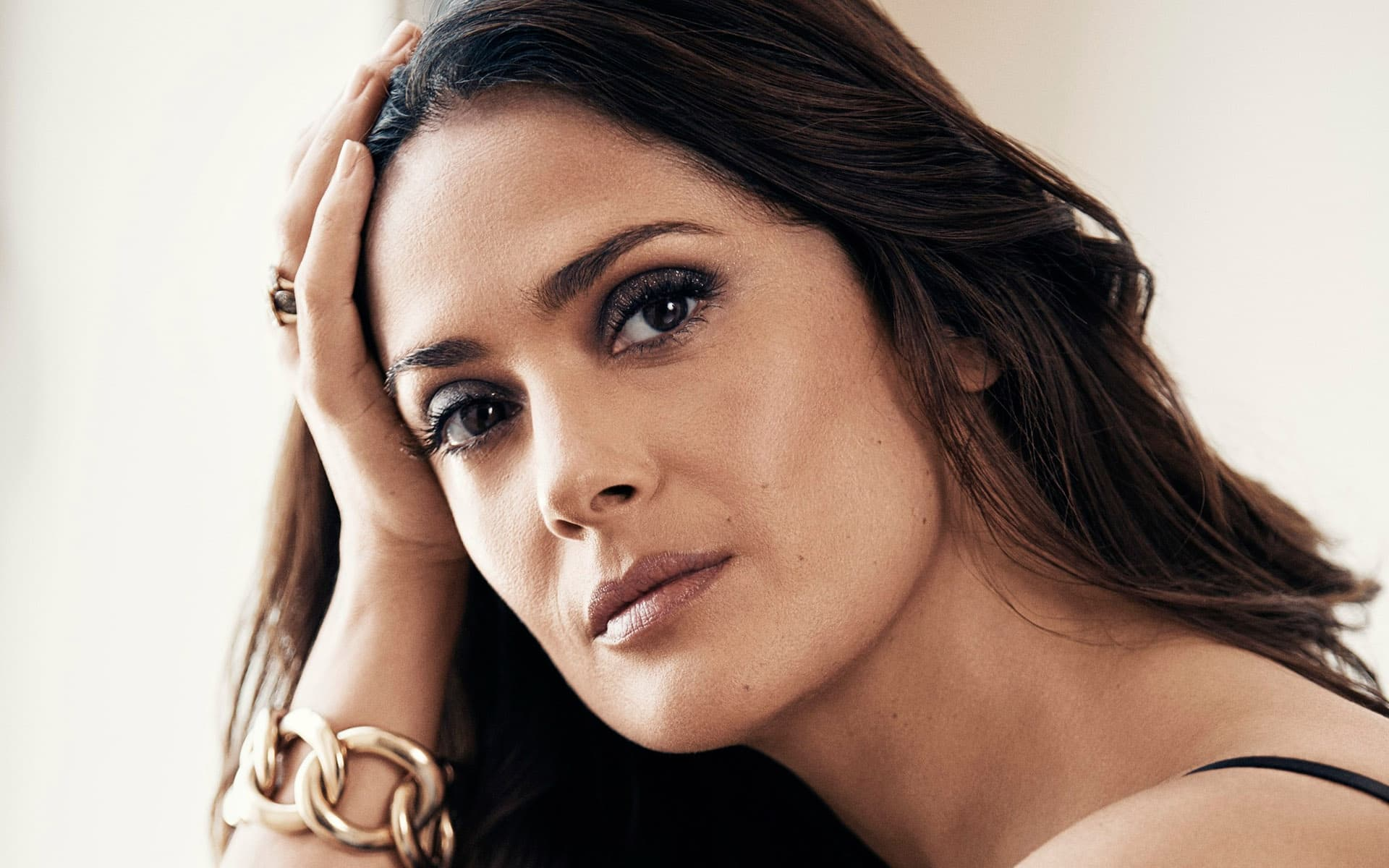 Salma Hayek Wallpapers HD Pictures Photos Images 1920x1200