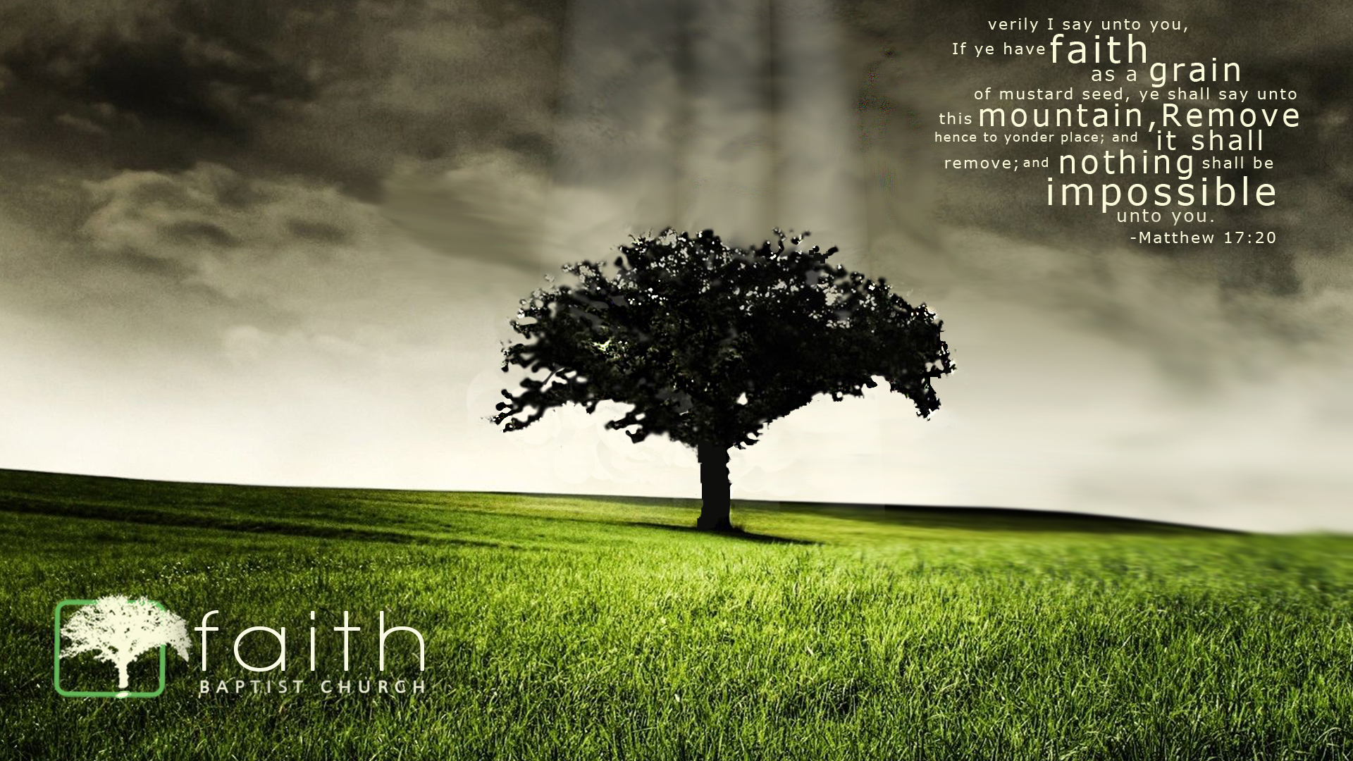 faith christian wallpaper - photo #9