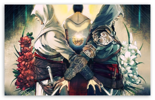 Assassins Creed Revelations HD desktop wallpaper High Definition 510x330
