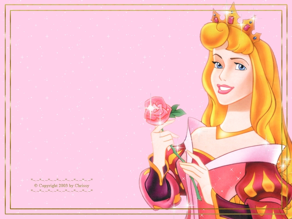 Pics Photos Disney Princess Sleeping Beauty Wallpaper 1024x768