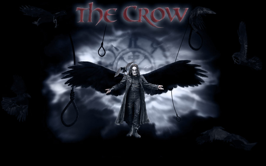 Free Download Brandon Lee The Crow Wallpaper Sf Wallpaper