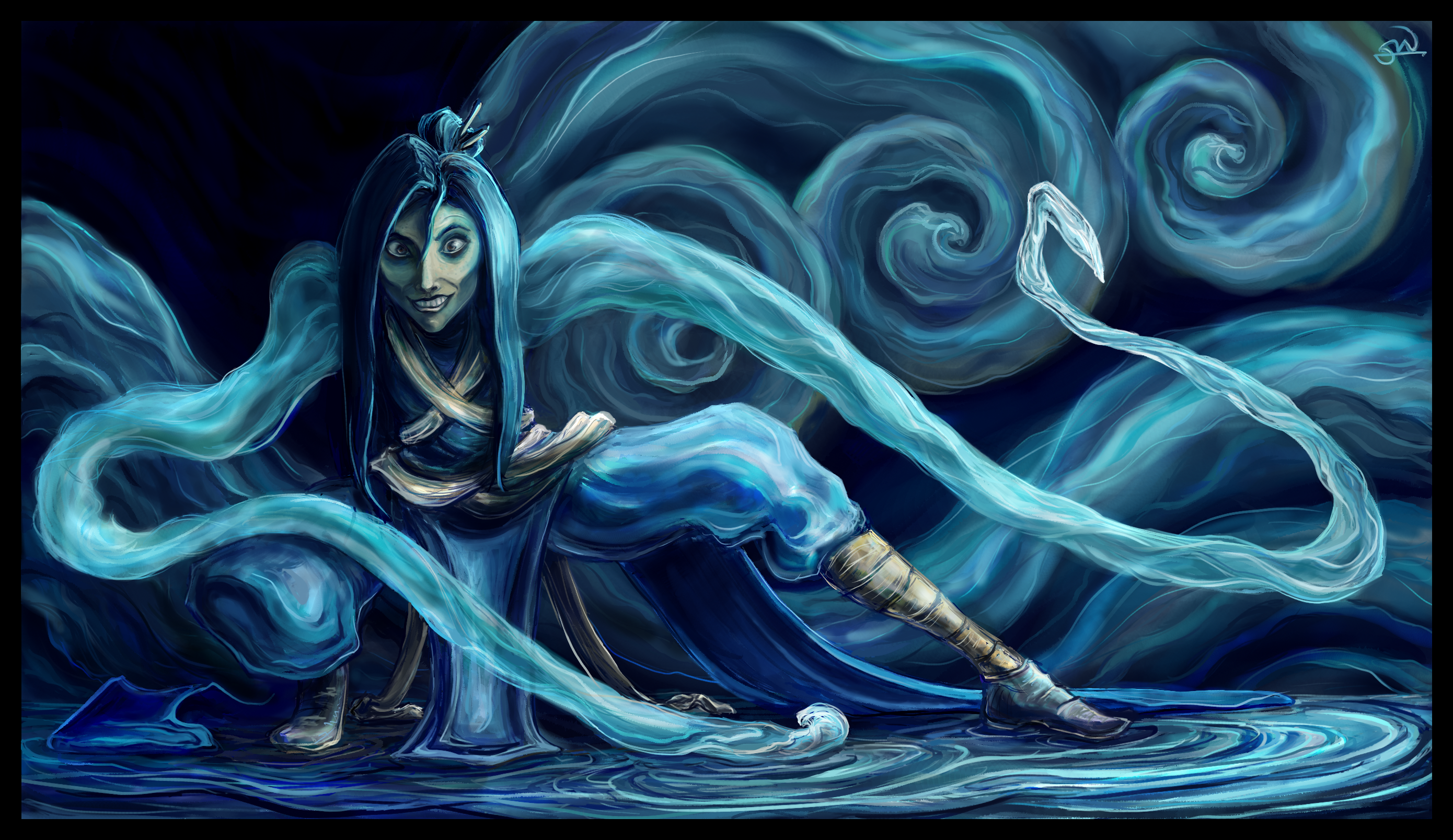 Best 52 Waterbending Wallpaper on HipWallpaper Toph 2780x1607
