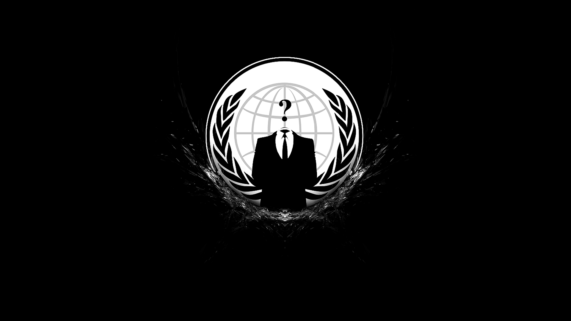 Anonymous Logos Wallpaper 1920x1080 Anonymous Logos 1920x1080