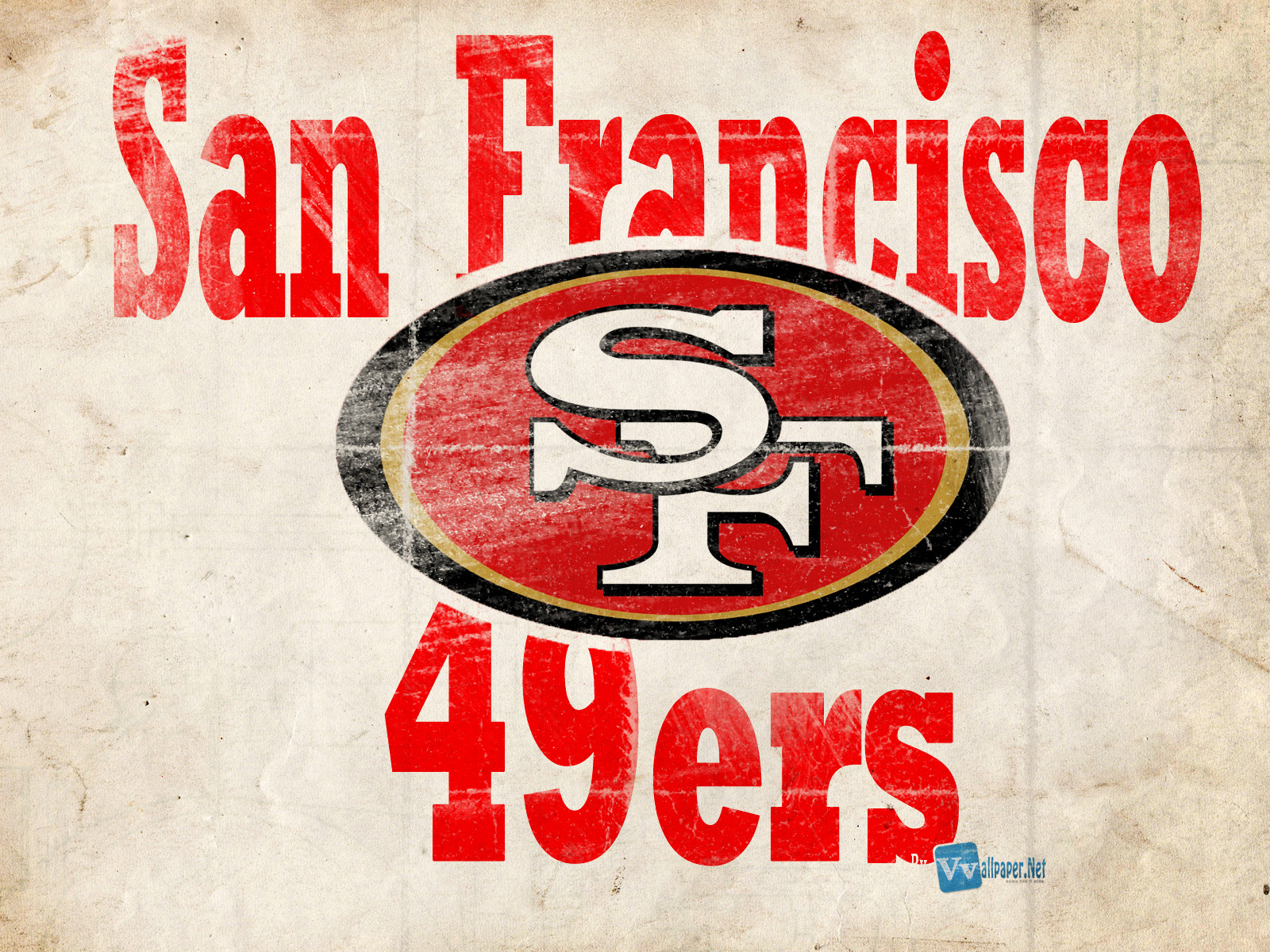 San Francisco 49ers Nfl Team HD Wallpapers Download Wallpapers in 1600x1200