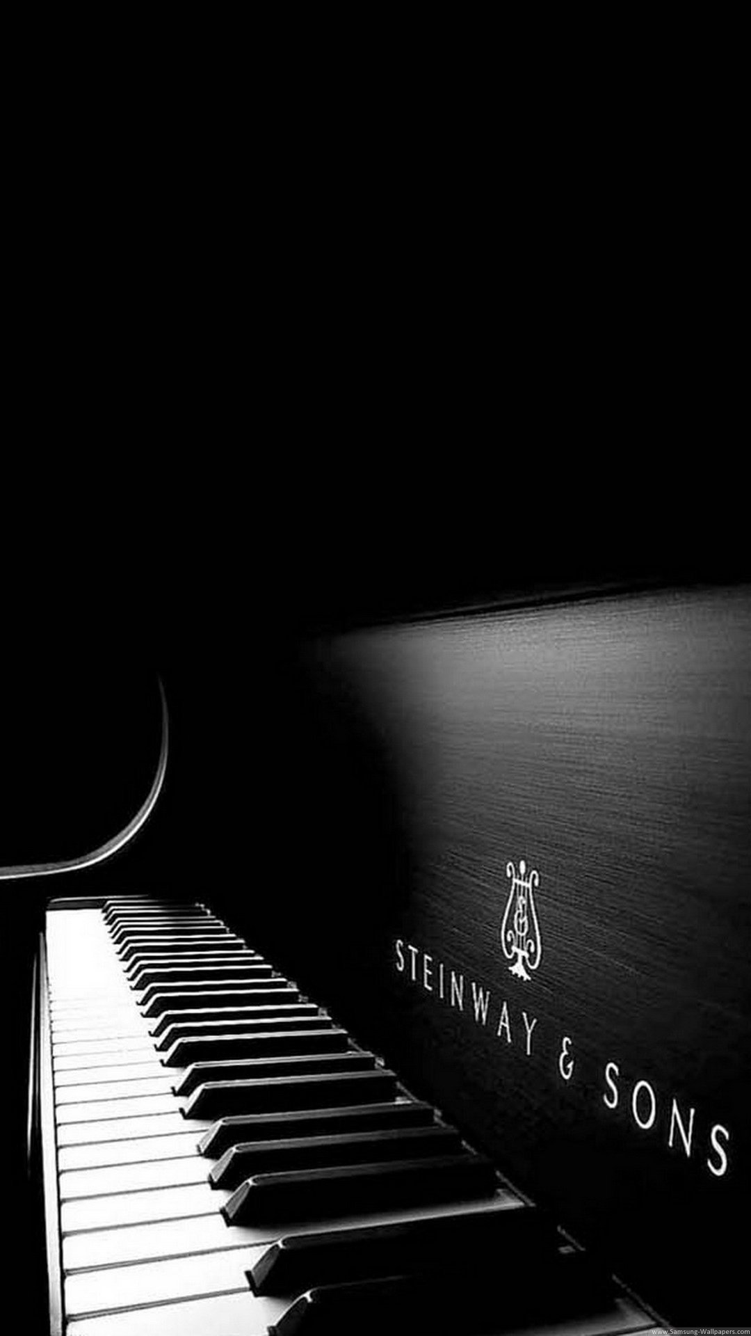 Steinway And Sons Black Piano iPhone 6 Plus HD Wallpaper HD 1080x1920