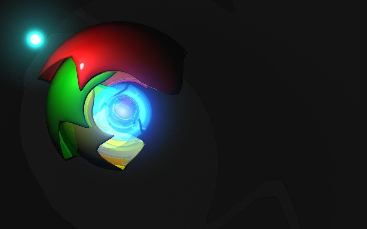 Google chrome themes universe - Wallpapers Logo Wallpapers Black Google Chrome Logo