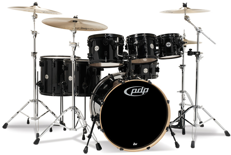PDP Kits   Pacific Drums and Percussion Concept Maple CM7 shown 781x523