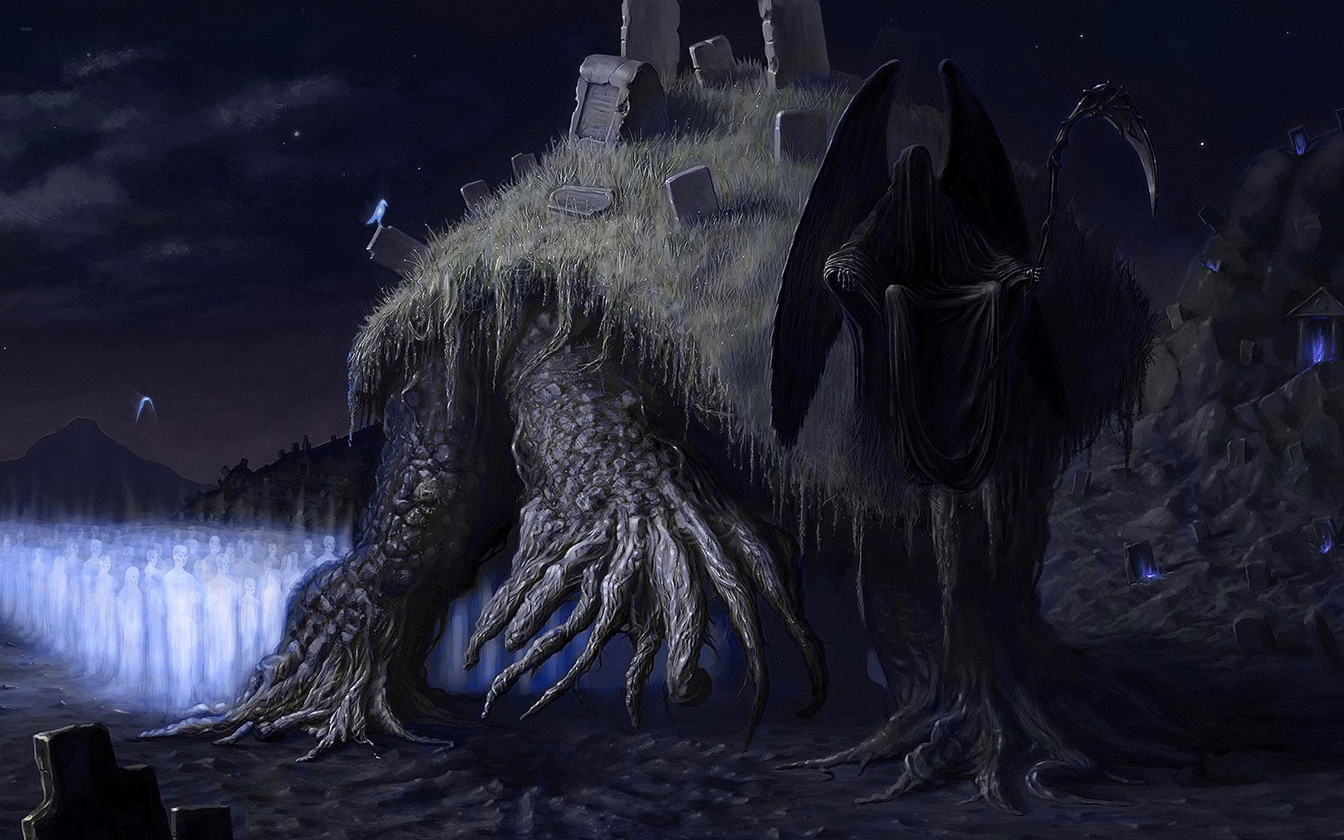 Dark Grim Reaper Wallpaper 1920x1200 Dark Grim Reaper 1920x1200