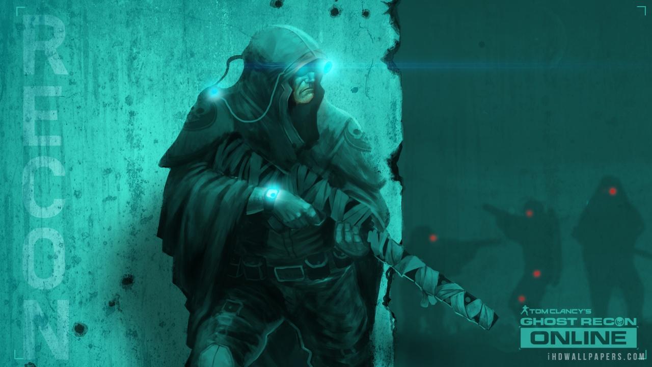 Ghost Recon Online HD Wallpaper   iHD Wallpapers 1280x720