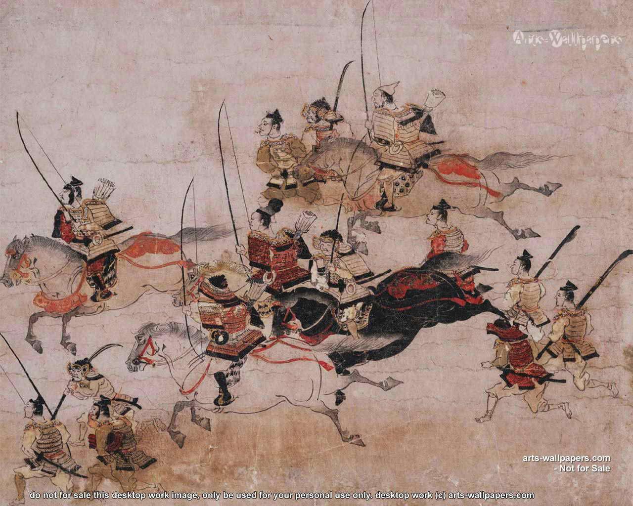 Japanese Art Wallpaper 1280 x 1024 1280x1024
