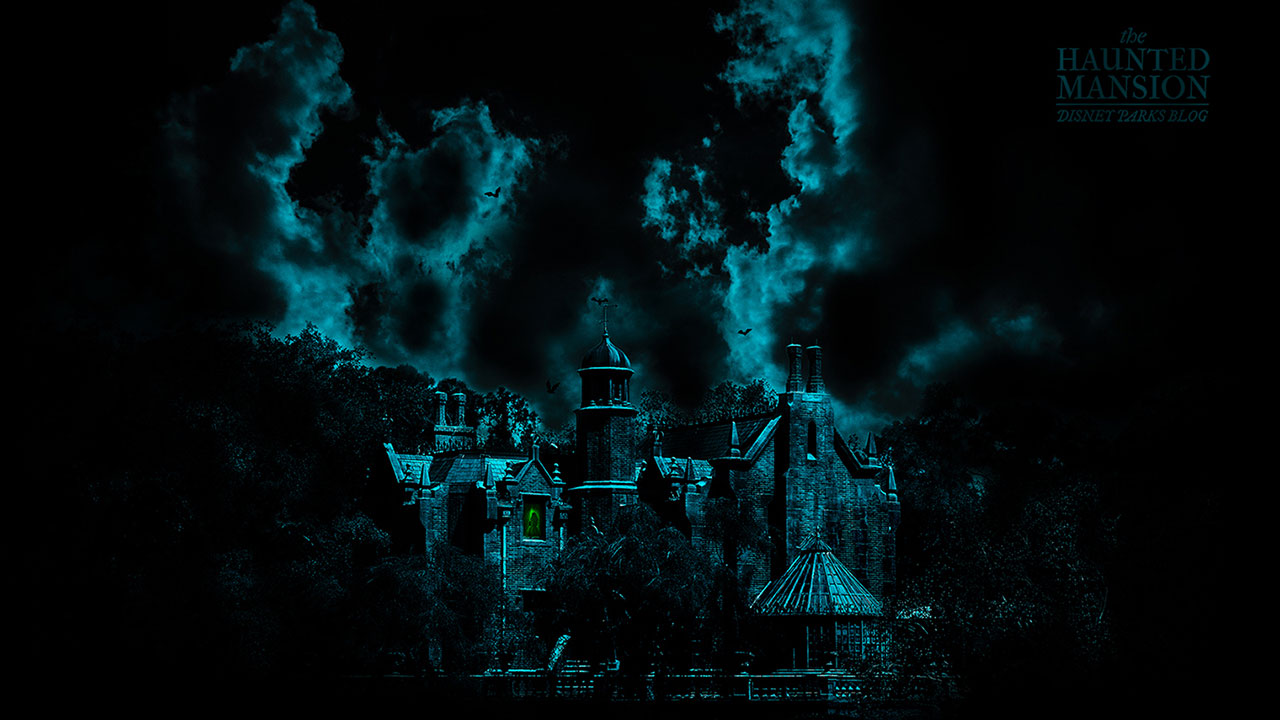 45th Anniversary Wallpaper The Haunted Mansion Disney Parks Blog 1280x720