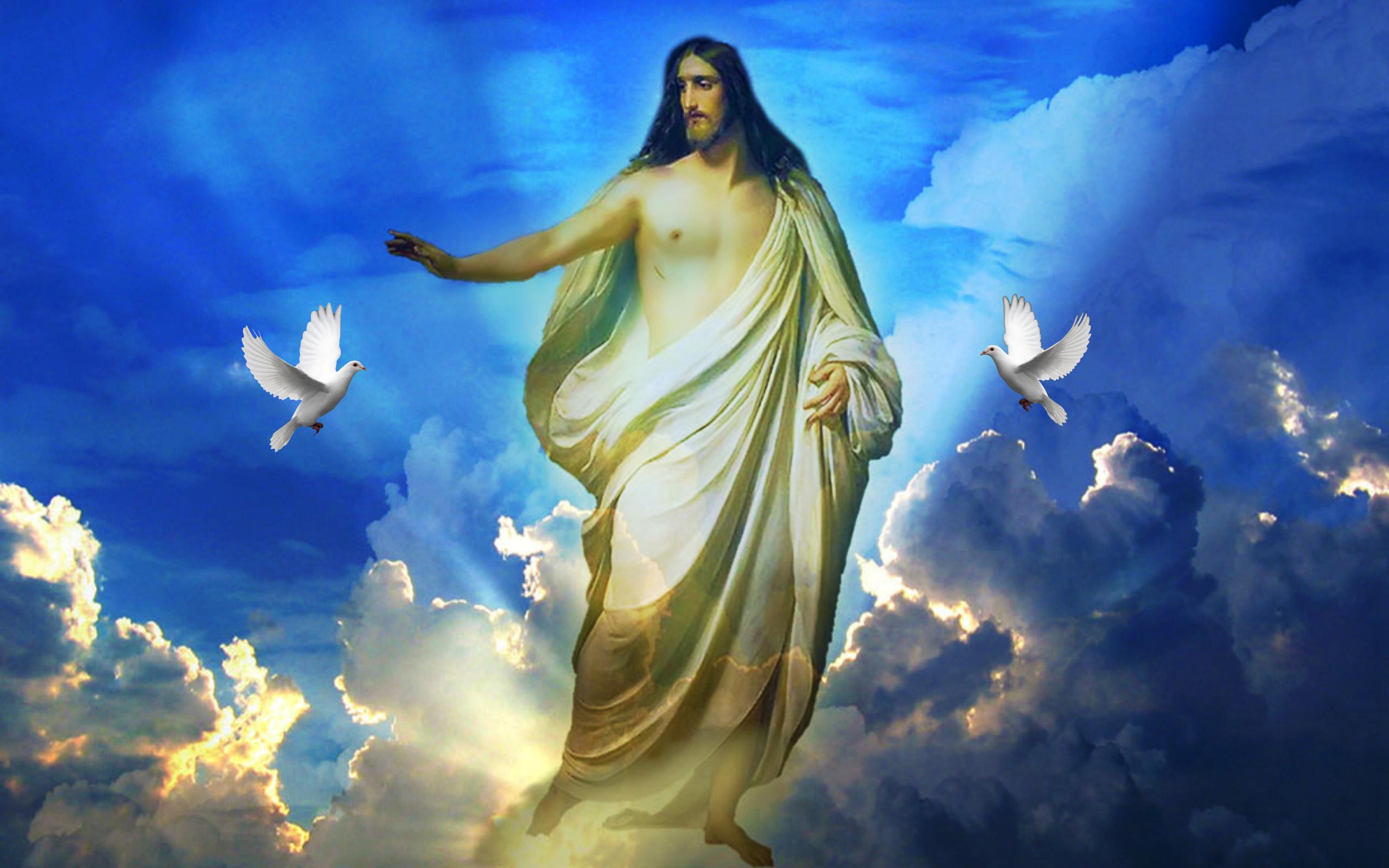 3d Wallpapers Of Jesus Christ Wallpapersafari