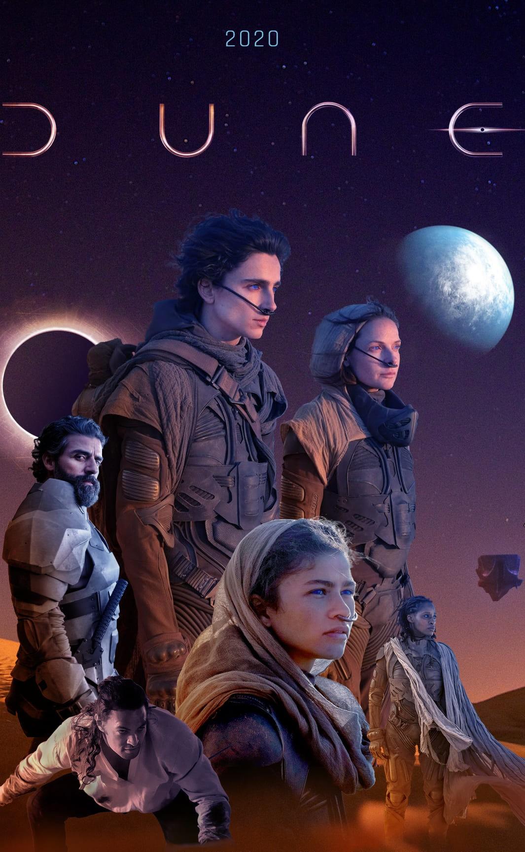 Top 25 Dune Movie Wallpapers [ 2020 ] 1065x1729