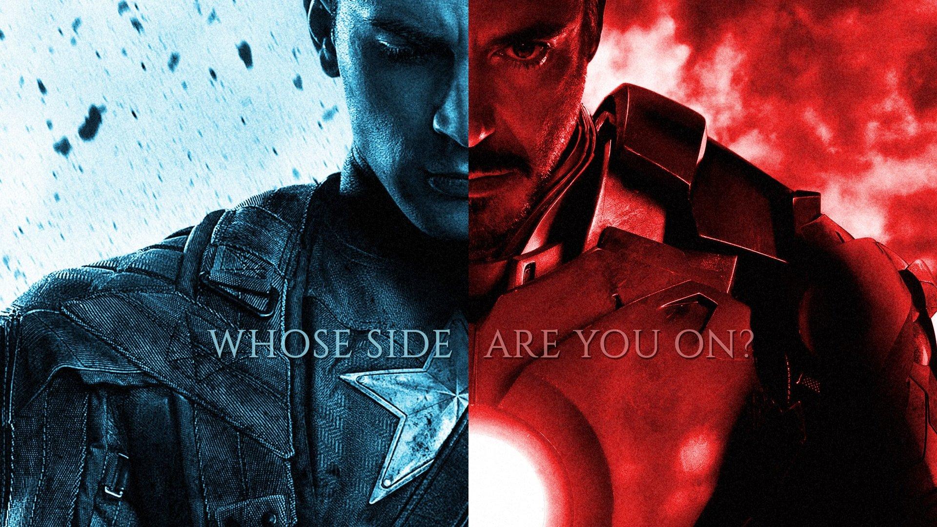 Free Download Captain America Civil War Hd Desktop Wallpapers