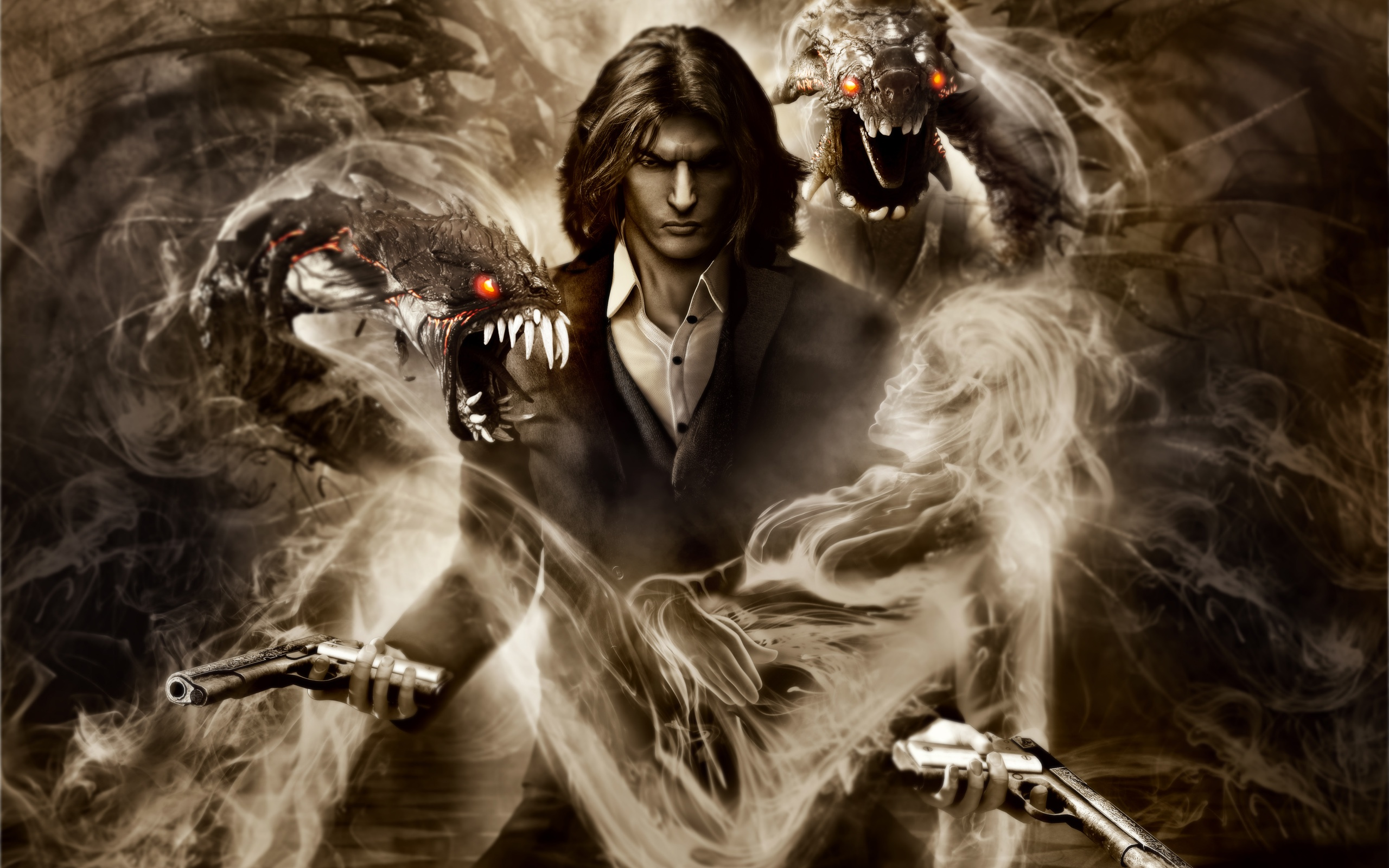 The Darkness II Game Wallpapers   2560x1600   838949 2560x1600
