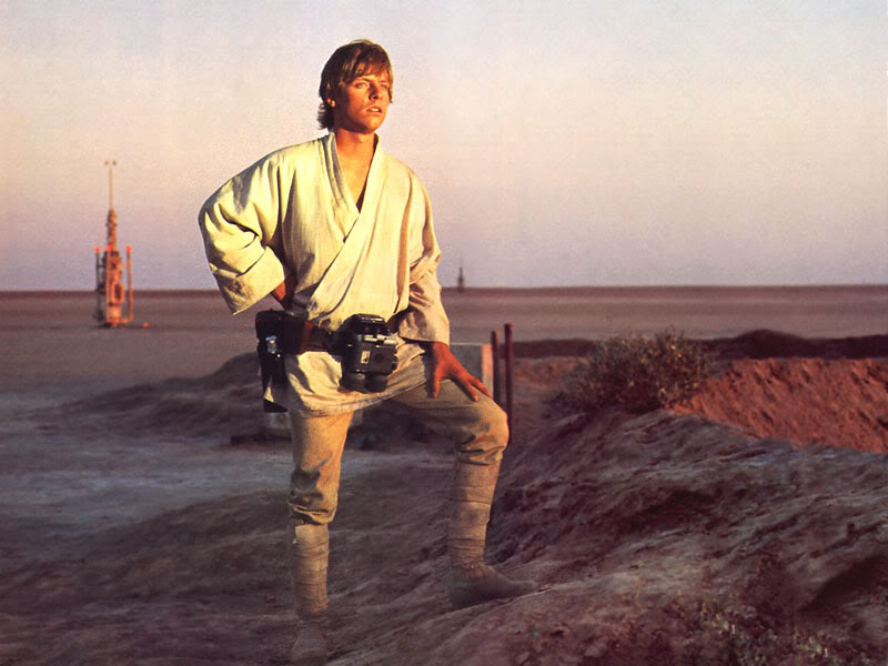 Luke Skywalker Wallpaper   Mark Hamill Wallpaper 32489882 800x600