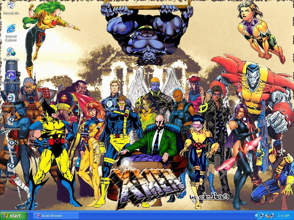 Free Download Jim Lee X Men Wallpaper X Men Age Of Apocalypse10