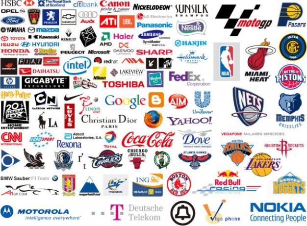 Famous Logos Brands Logo Wallpaper 626x461