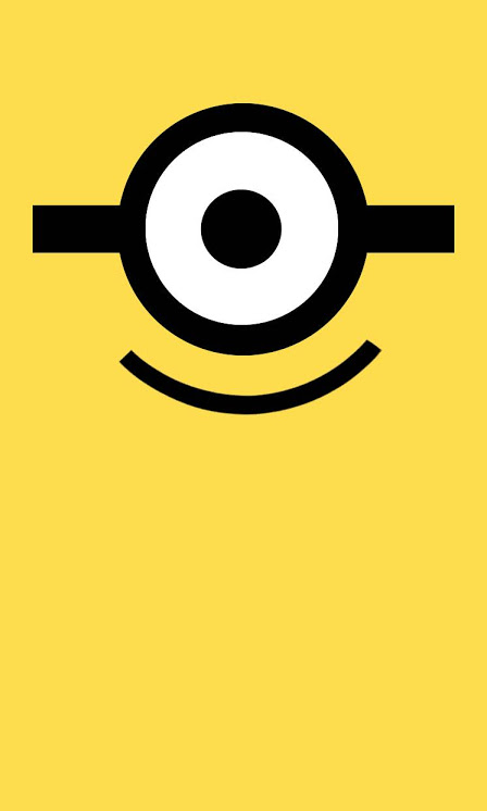 Minion Wallpaper Ipad Mini minions wallpaper 448x746