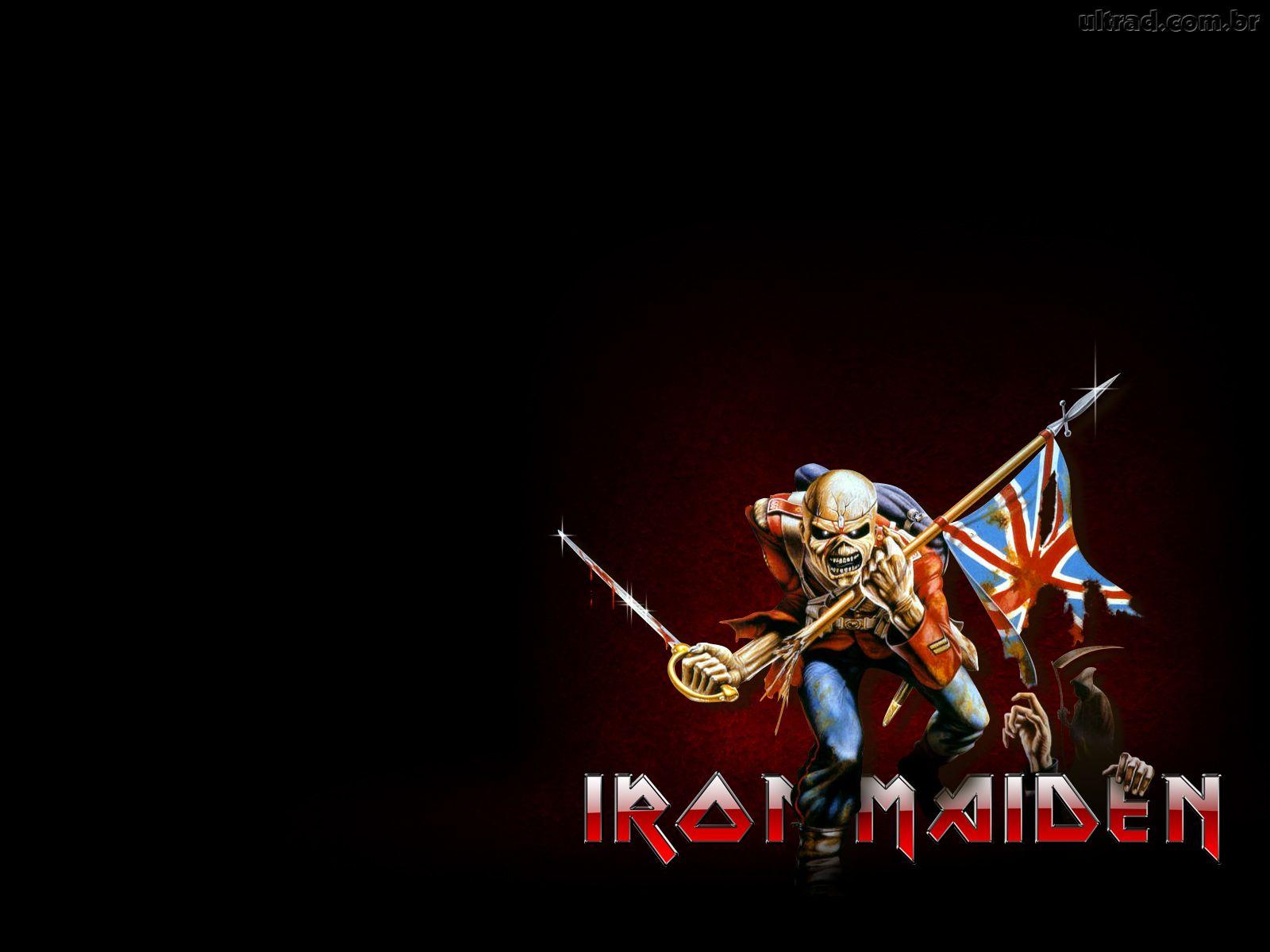 de escritorio de Iron Maiden Fondos de pantalla de Iron Maiden 1600x1200
