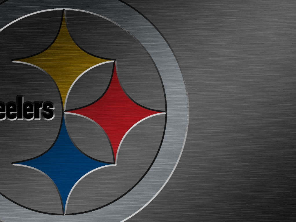 2010 Steelers Wallpaper logojpg 1022x768