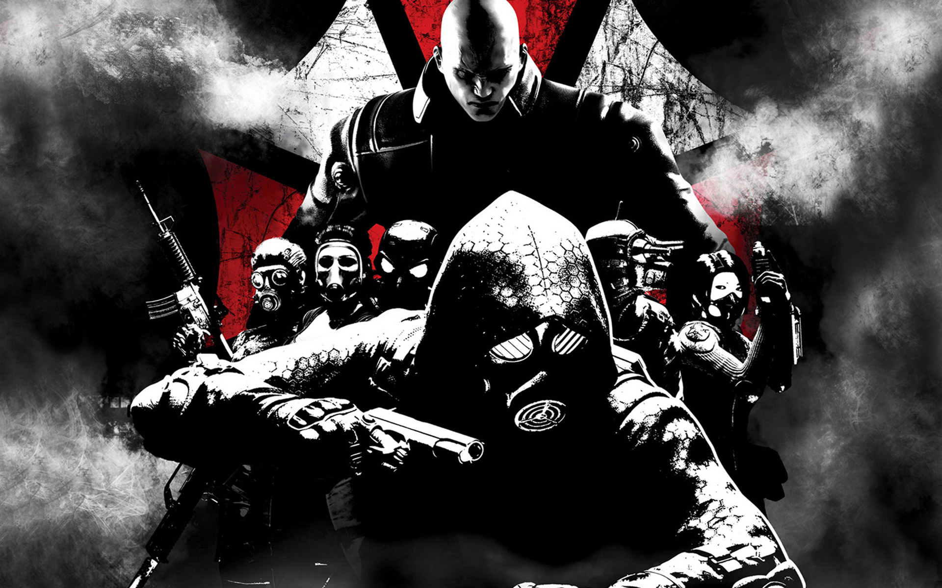 72+ Resident Evil Hd Wallpaper on WallpaperSafari