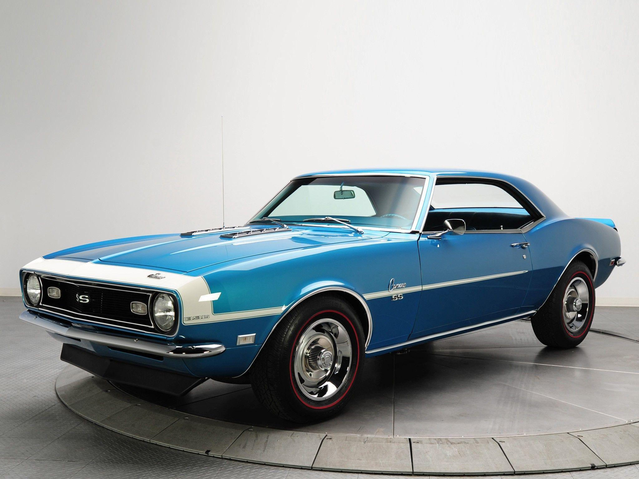 Camaro SS Wallpapers 2048x1536
