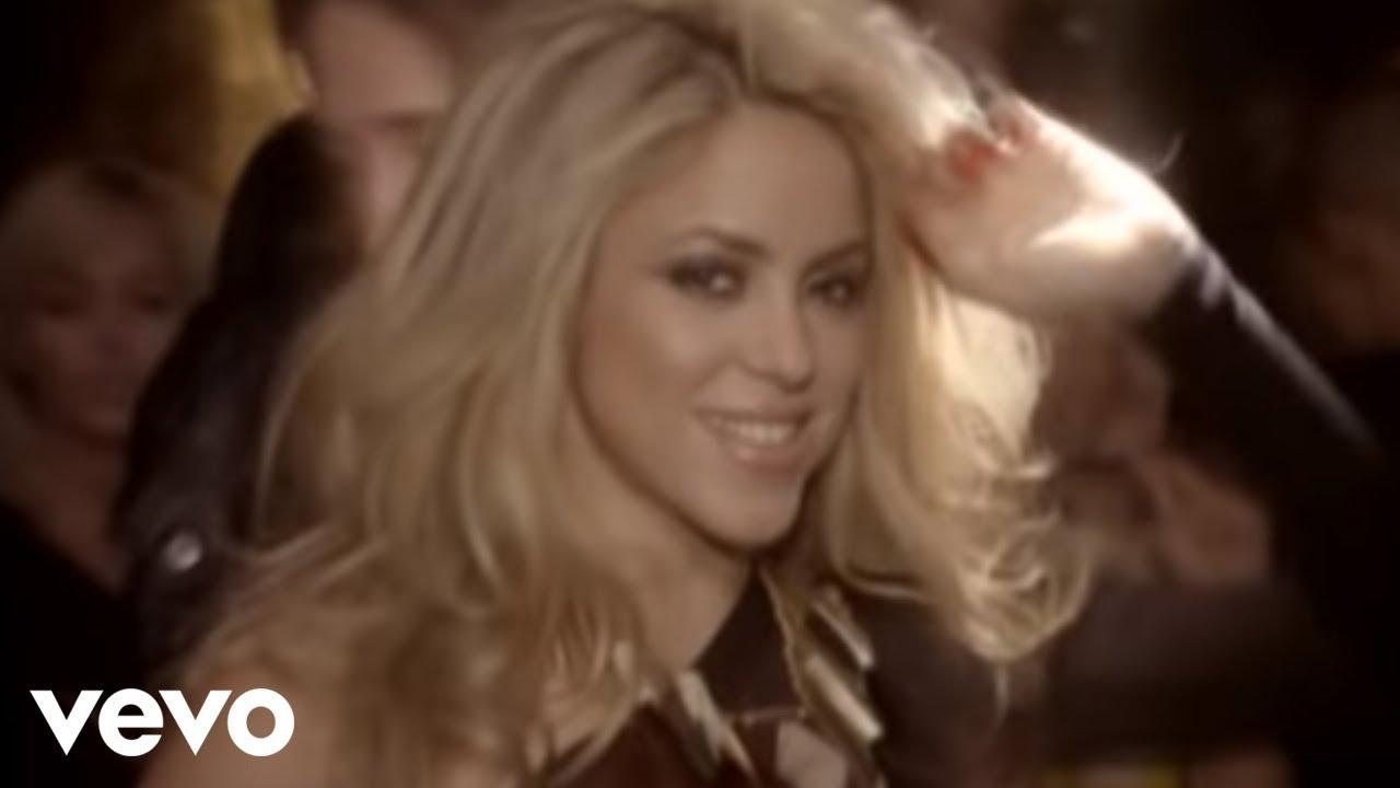 Shakira   She Wolf 1280x720