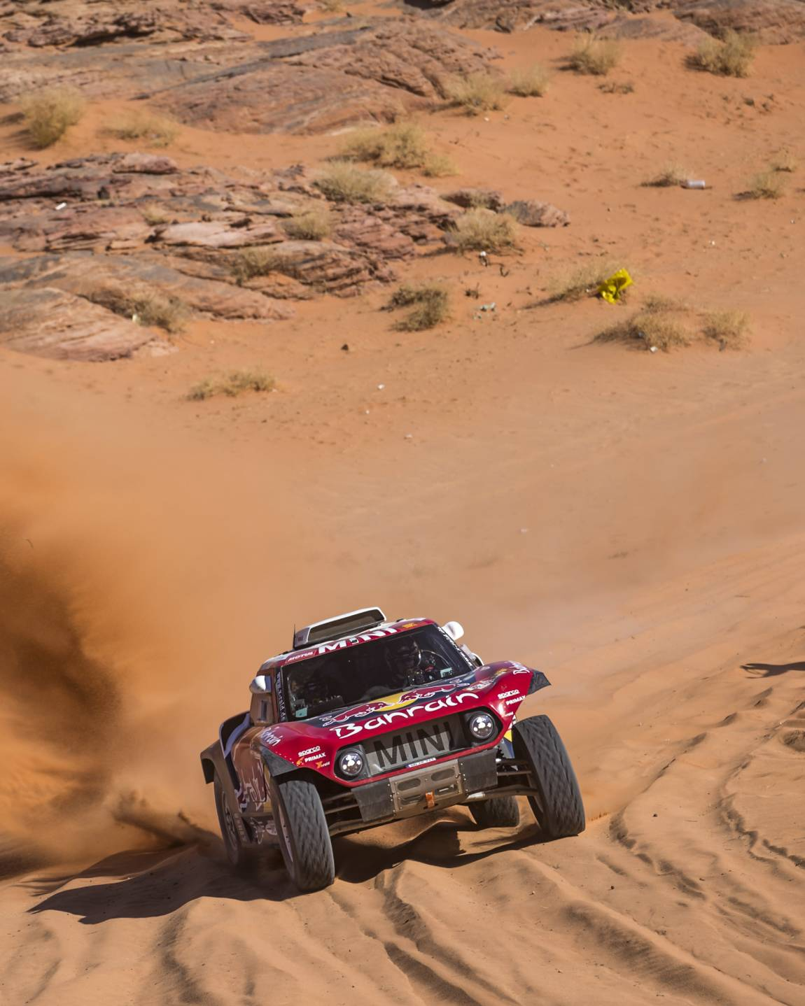 Dakar Rally 2020 Stage 3 daily report and results 1150x1438