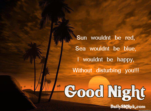 Free download Good Night HD Photo and SMS Wishes Gud Night Facebook