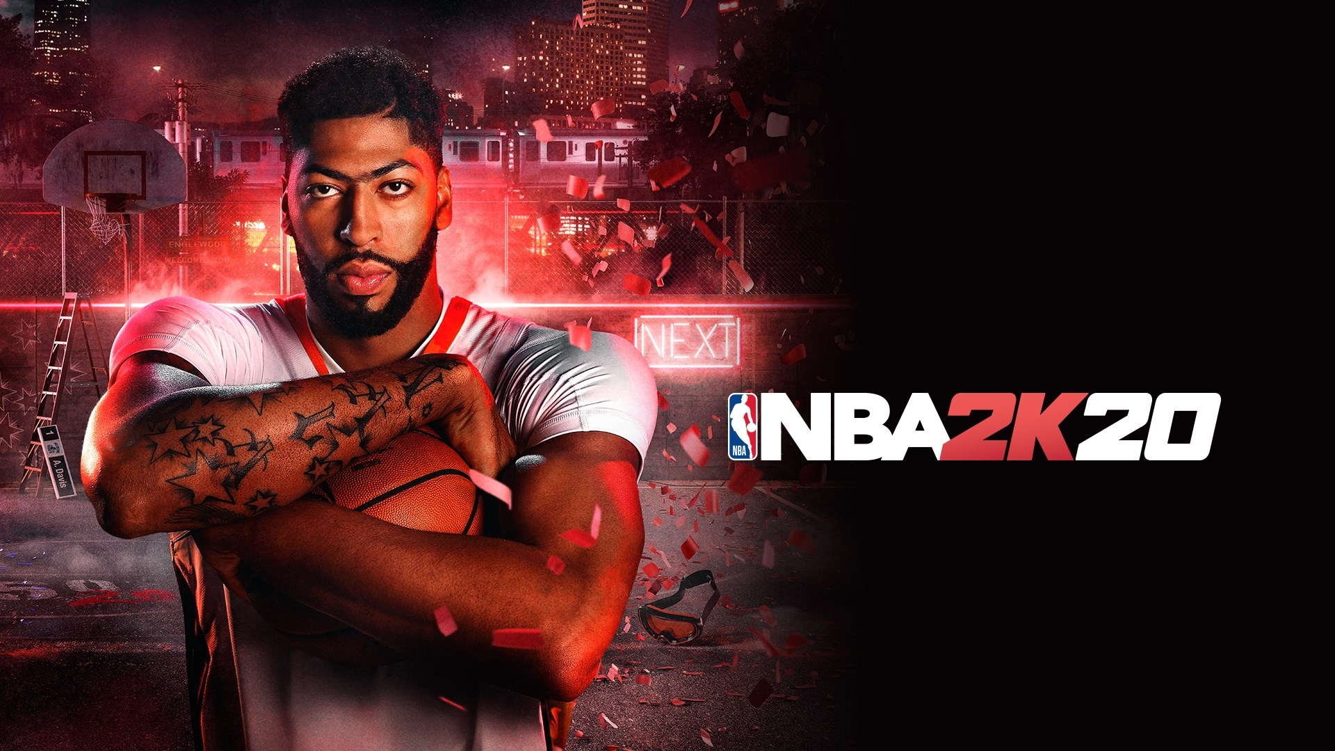 NBA 2K20 Cover Wallpaper HD Games 4K Wallpapers Images Photos 1920x1080