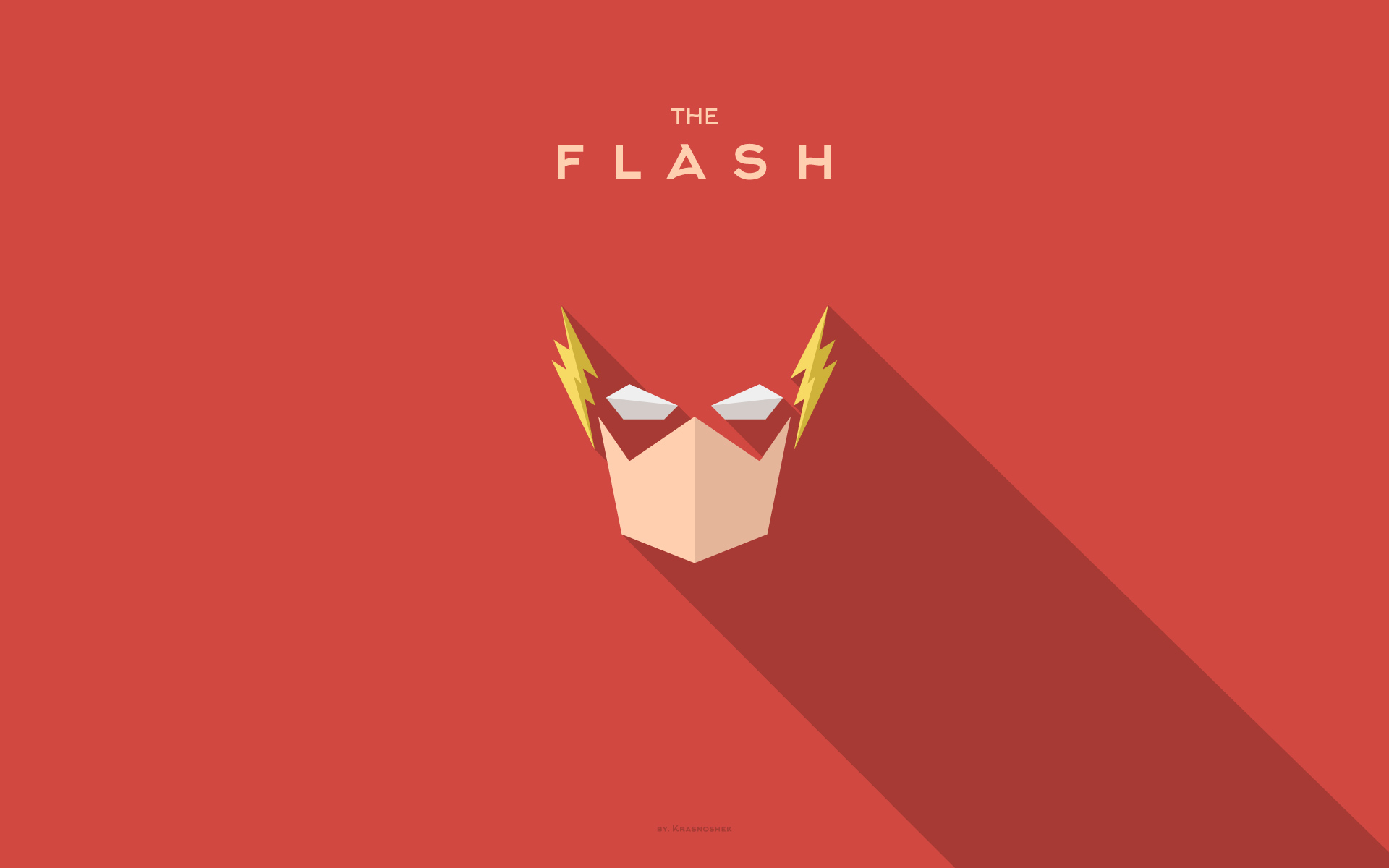 Awesome Flash wallpaper Link to more sizes in comments iimgurcom 1920x1200