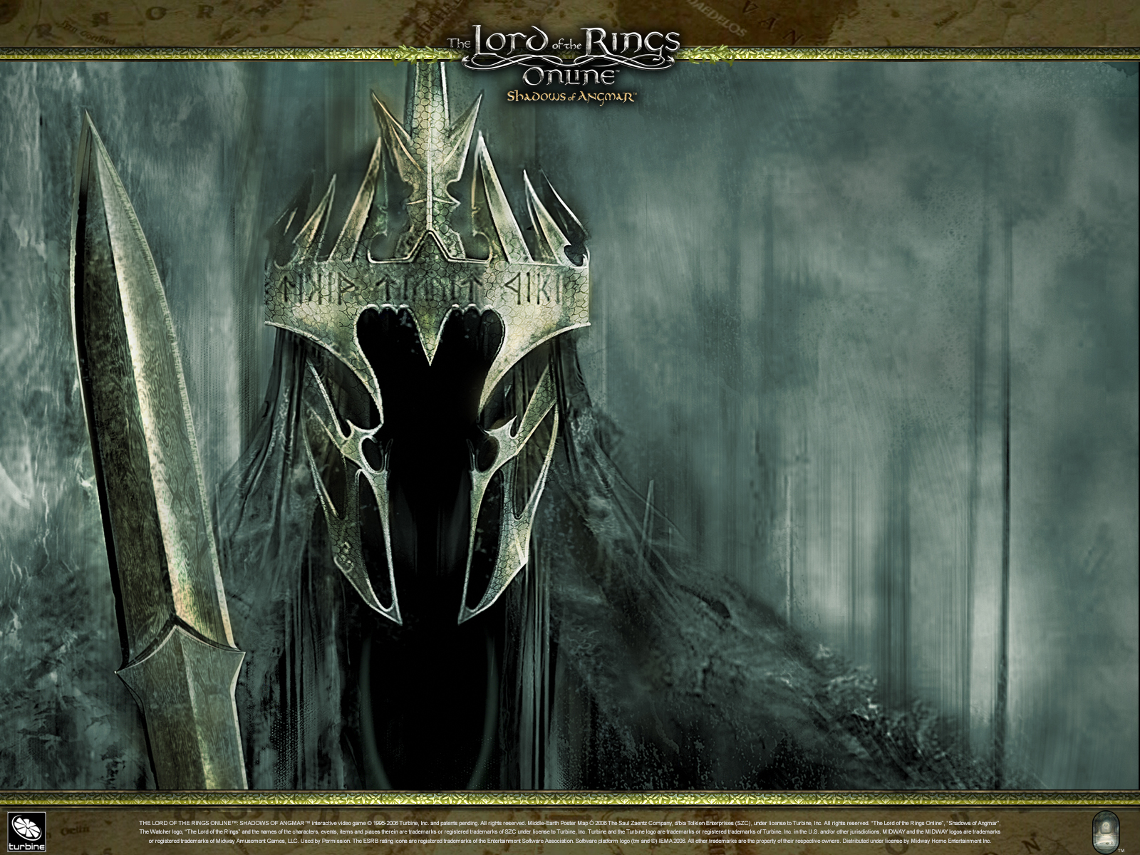 Animaatjes lord of the rings 73952 Wallpaper 1600x1200