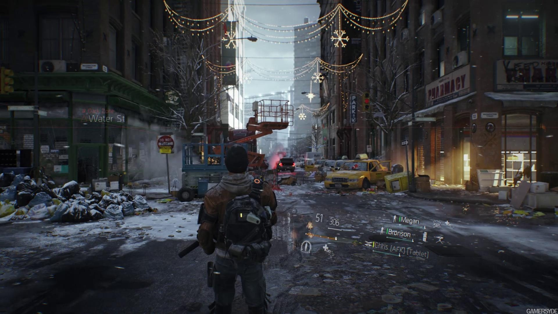 Galerie Tom Clancys The Division   Fichier E3 Gameplay trailer 1920x1080