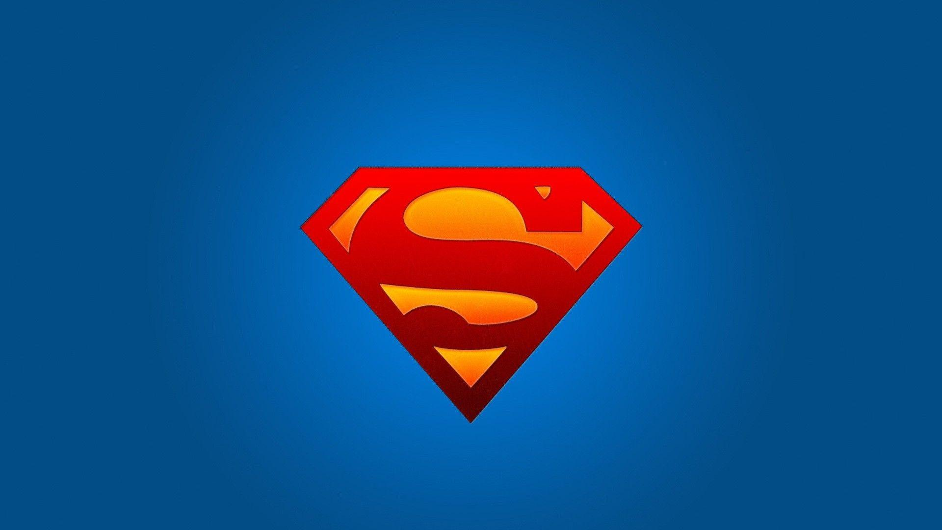 Superheroes Logos Wallpapers 1920x1080