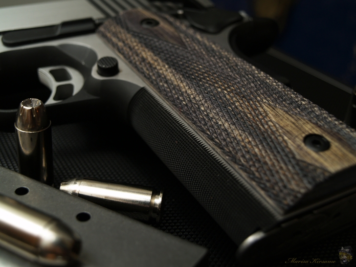 Kimber Wallpaper For Iphone Or Other Mobile Device 1911forum 728x546