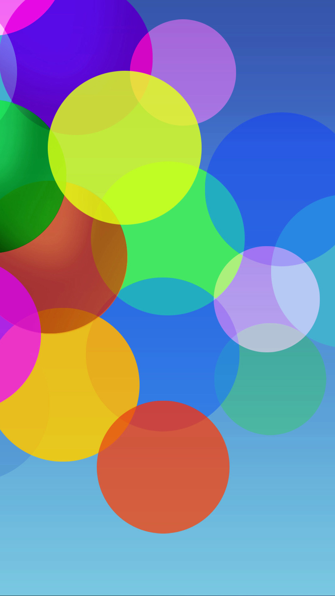 Colorful Bubbles Wallpaper Wallpapersafari
