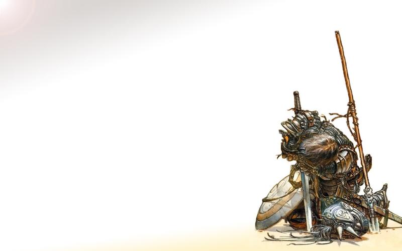 Sword and Shield Wallpaper - WallpaperSafari