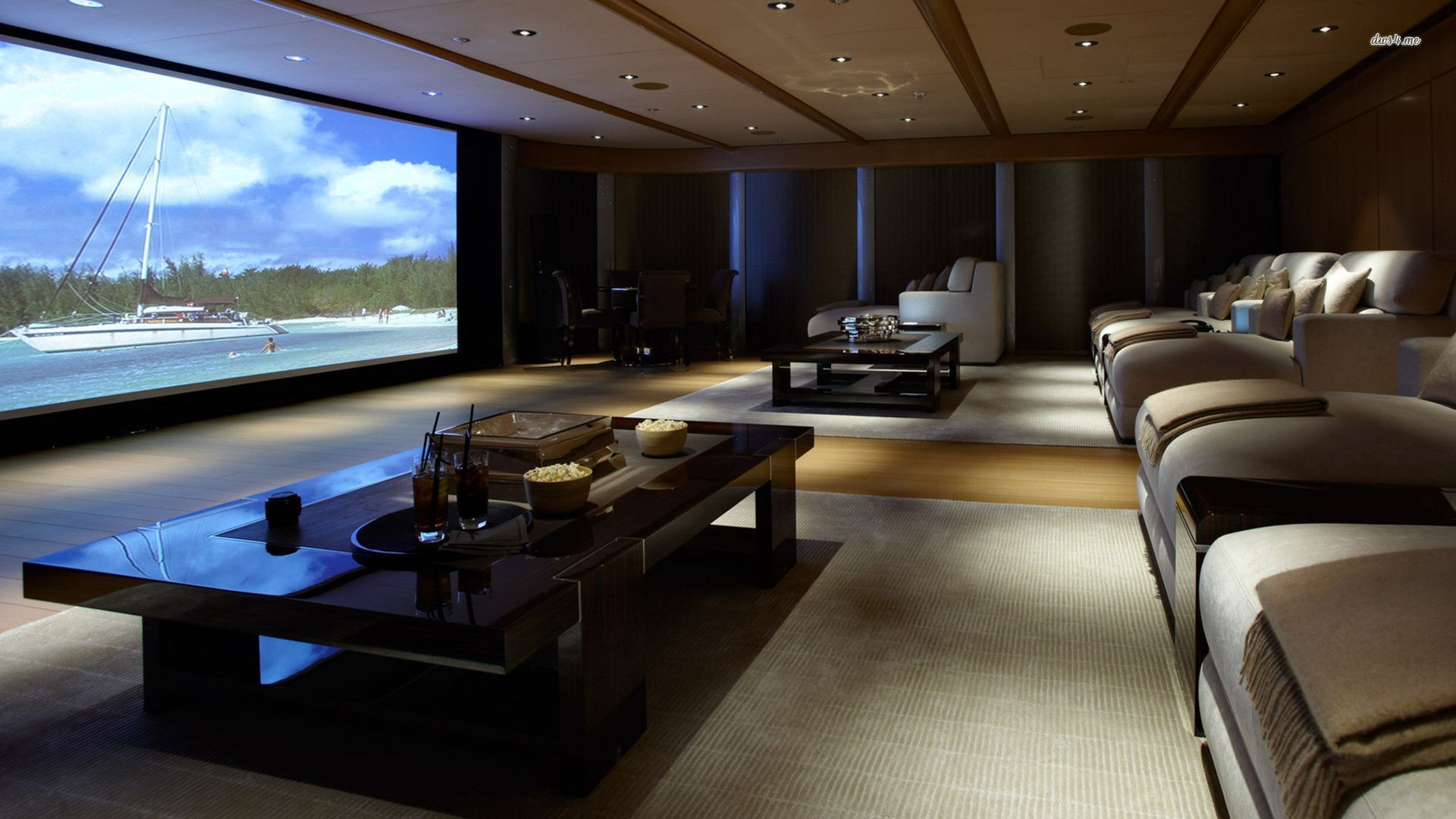 Home Theater Wallpaper for Desktop - WallpaperSafari