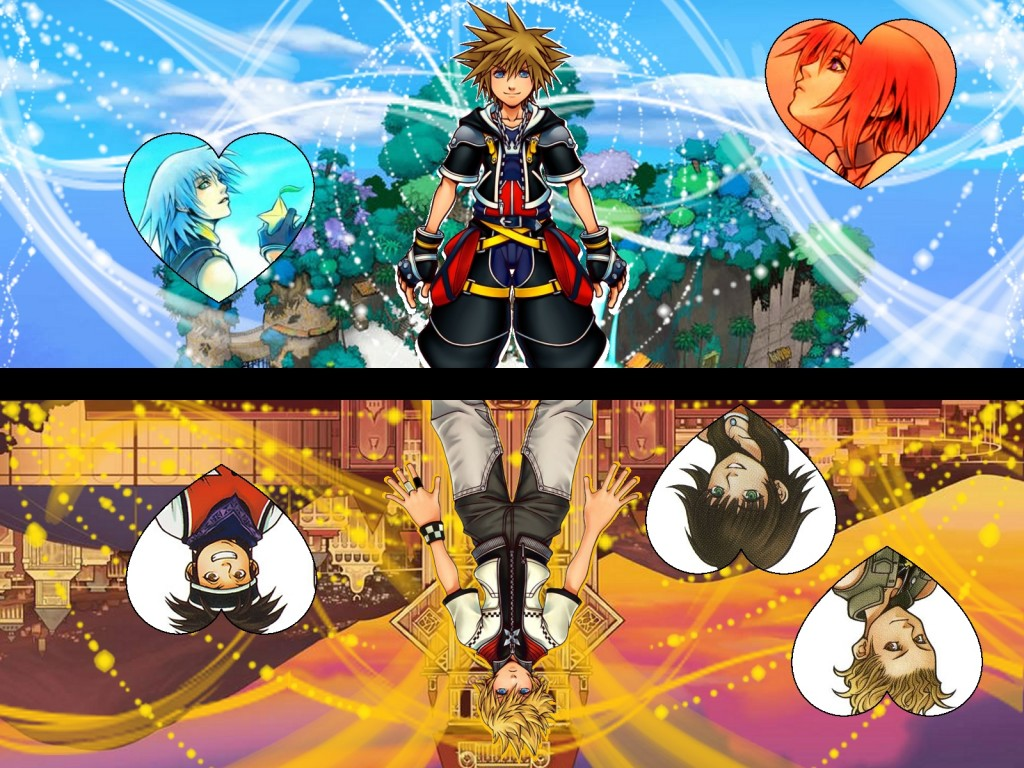 Kingdom Hearts Anime Free Wallpaper | Wallpapers Collection