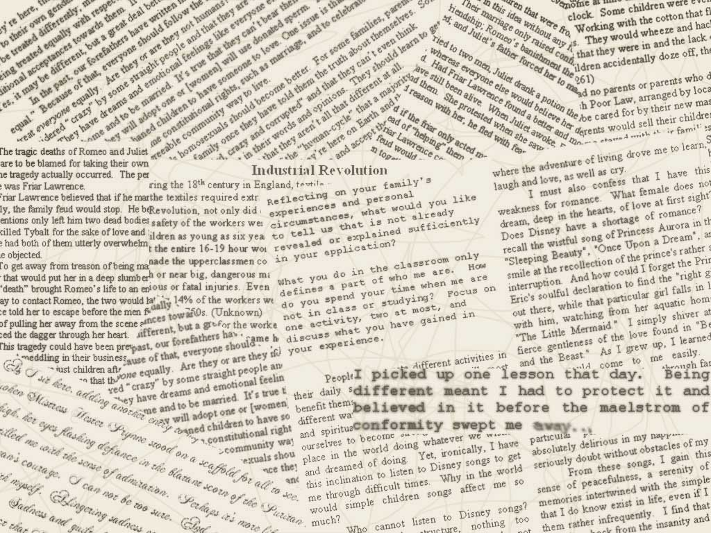 newspaper wallpaper by minuitserenite 1024x768
