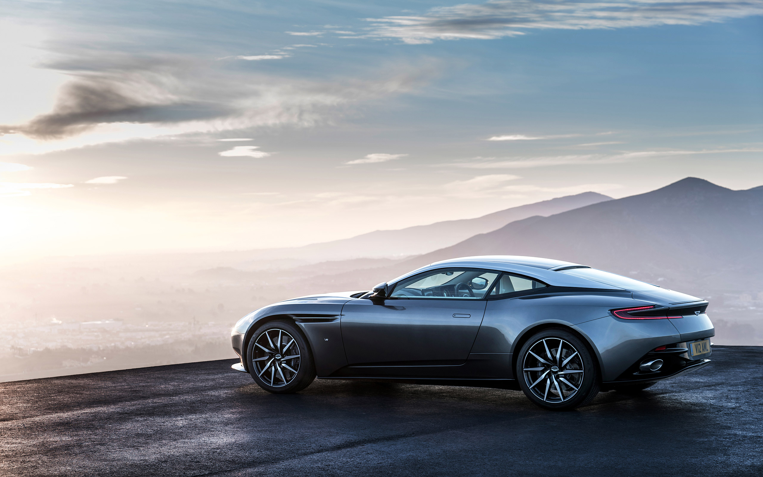 Aston Martin DB11 2017 wallpapers 2560x1600