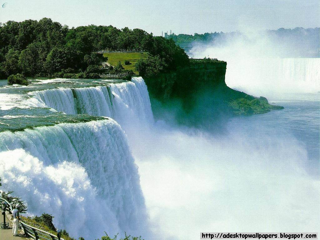 Waterfall Desktop Wallpapers PC Wallpapers Wallpaper Beautiful 1024x768