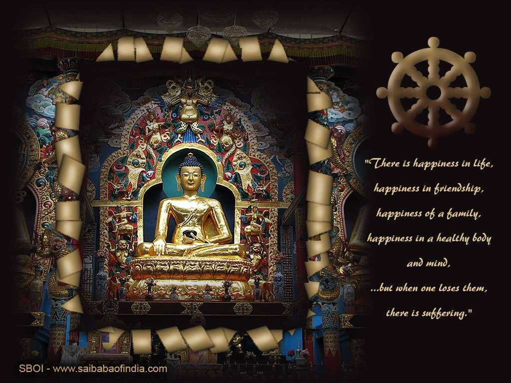 Buddha0 r hV8L1I1P TMBuddha Sai Baba wallpapers screensavers 1024x768