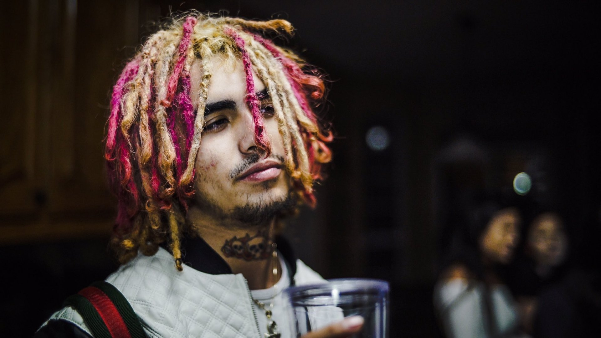 1 Lil Pump HD Wallpapers Background Images 1920x1080