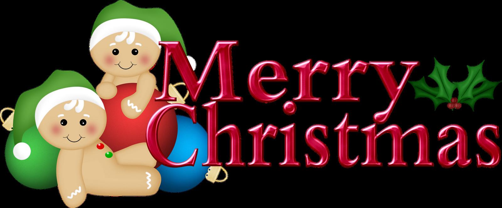 Merry Christmas Semi Clipart