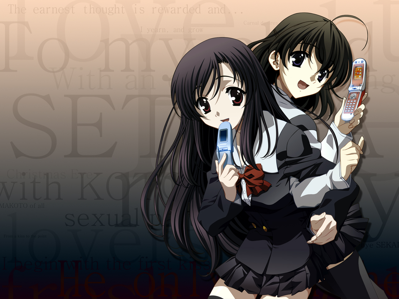 download School Days Wallpapers and Background Images 1280x960