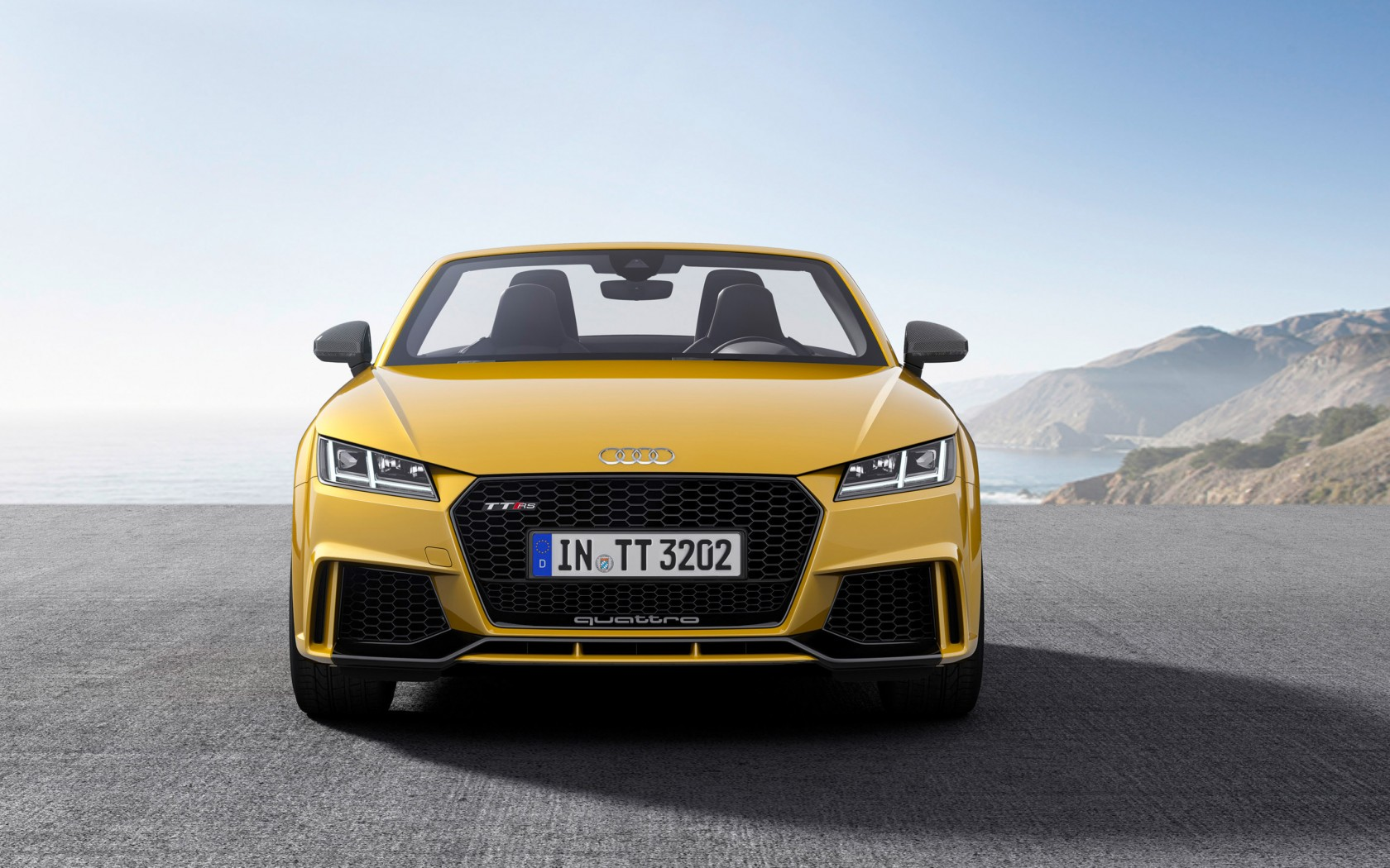 2017 Audi TT RS Roadster Wallpaper | HD Car Wallpapers