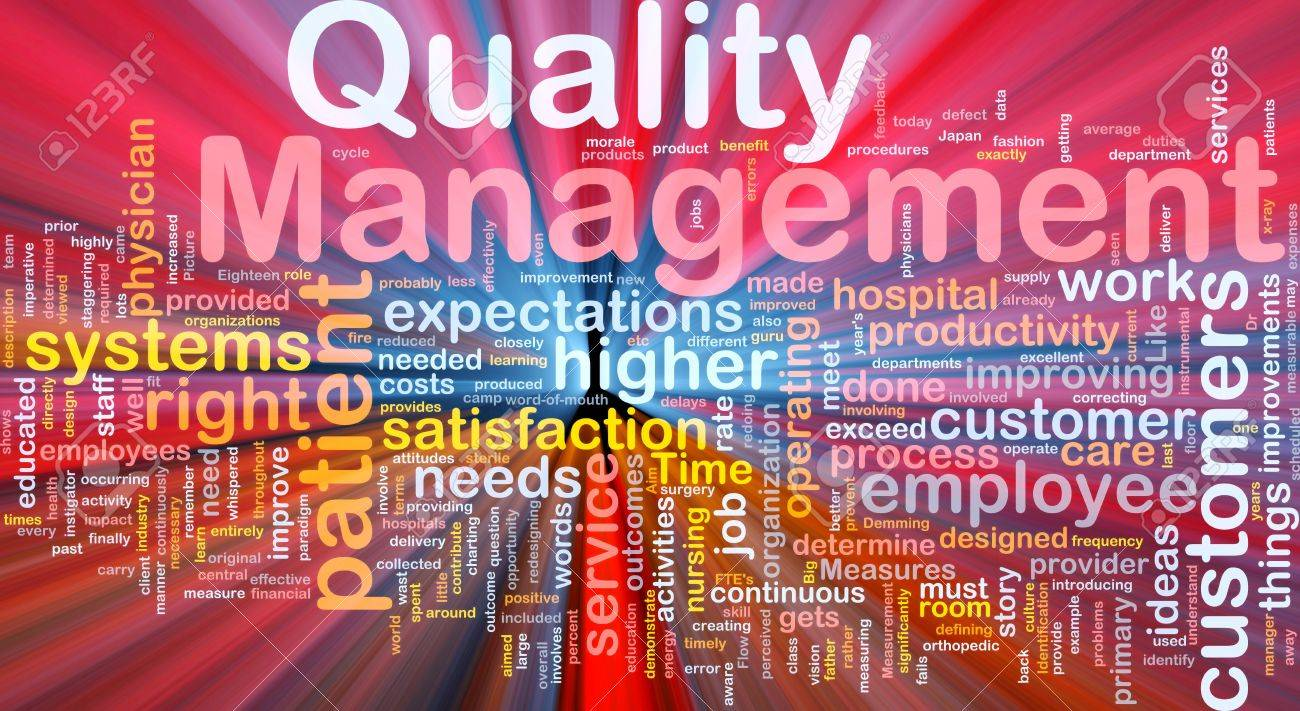 Background Concept Illustration Of Business Quality Management 1300x711